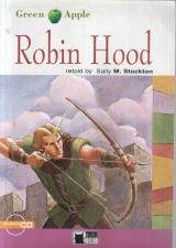 Black Cat Robin Hood + CD (Green Apple level 2)