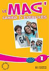 LE MAG 1 CAHIER D´EXERCICES