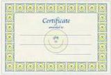 20 kus� certifik�t�. Certifik�t ve form�tu A5 je ti�t�n na vysoce kvalitn�m pap�ru, kter� vypad� jako pregamen, ohodnocen� tak vypad� velmi dob�e!