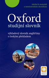 Oxford studijní slovník - èeská edice Oxford Student's Dictionary