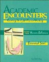 Academic Encounters: Human Behavior uses authentic reading from college textbooks to teach academic reading and study skills and introduces students to psychology. (American English)