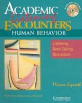 Tato kniha poskytuje student�m �vod do psychologie a komunikace a pokr�v� t�mata jako je stres, inteligence a p��telstv�. Ka�d� kapitola se zab�v� jedn�m z t�chto t�mat pomoc� r�zn�ch poslechov�ch materi�l�, v�etn� neform�ln�ch rozhovor� a akademick�ch p�edn�ek. Tyto materi�ly umo��uj� student�m procvi�it kl��ov� schopnosti naslouchat, shrnout to, co sly�eli v poslechu a d�vaj� podn�ty pro diskusi a psan� pozn�mek. (Americk� angli�tina) - u�ebnice s poslechov�m CD