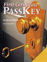 FIRST CERTIFICATE PASSKEY Student´s Book