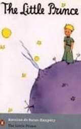 LITTLE PRINCE AND LETTER TO HOSTAGE