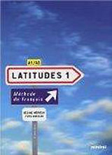 LATITUDES 1 (A1/A2) LIVRE DE´L ELEVE + CD AUDIO