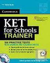 KET for Schools Trainer Practice Tests with Answers & Audio CDs (2)