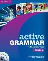 Aktivn� gramatika pro dosp�vaj�c� a dosp�l� studenty - �rove� 2 p�edstavuje gramatick� jevy na �rovni B1 - B2 s jasn�m vysv�tlen�m a u�ite�n� tipy, kter� se zam��uj� na nej�ast�j�� chyby. Velk� mno�stv� cvi�en� v knize i na CD-ROMu umo��uje student�m zhodnotit a sledovat sv�j pokrok v pravideln�ch intervalech. Kniha neobsahuje kl��.
