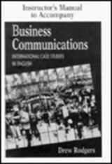 Business Communications Instructor´s Manual