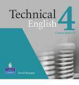 Technical English Level 4 (Upper Intermediate) Coursebook CD