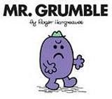 Mr. Men 41 Mr. Grumble