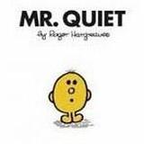 Mr. Men 29 Mr. Quiet