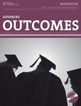 OUTCOMES ADVANCED WORKBOOK WITH KEY + CD
