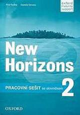New Horizons 2 Workbook CZ