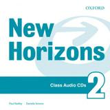 New Horizons 2 Class Audio CDs (2)