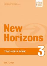 New Horizons 3 Teacher´s Book