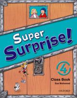 Super Surprise 4 Course Book