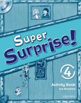 Super Surprise 4 Activity Book with Multi-ROM