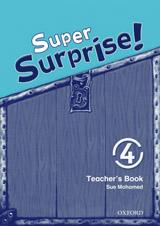 Super Surprise 4 Teacher´s Book
