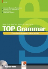 TOP GRAMMAR International Edition Student´s Book with CD-ROM & Answer Key