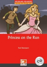 HELBLING READERS Red Series Level 2 Princess on the Run + Audio CD (Paul Davenport)