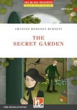 HELBLING READERS Red Series Level 2 The Secret Garden + Audio CD (Frances Hodgson Burnett)