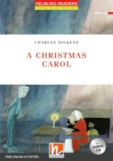 HELBLING READERS Red Series Level 3 A Christmas Carol + Audio CD (Charles Dickens)
