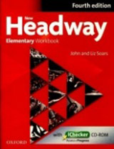 New Headway Elementary (4th Edition) WORKBOOK WITHOUT KEY WITH iCHECKER CD-ROM PACK