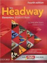 New Headway Elementary (4th Edition) STUDENT´S BOOK + iTUTOR DVD-ROM (Czech Edition)