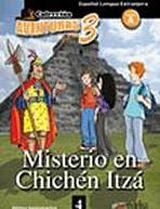 Aventura para tres Nivel A1: MISTERIO EN CHICHEN ITZA
