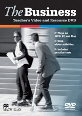 The Business Video & Resource DVD all levels