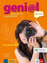 Genial Klick A1 Kursbuch mit 2 Audio CDs