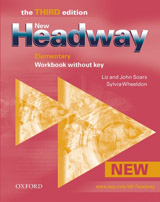 New Headway Elementary Third Edition (new ed.) Workbook without Key