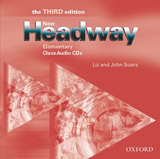 New Headway Elementary Third edition (new ed.) Class Audio CDs /2/