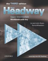 New Headway Upper Intermediate (3rd Edition) Workbook with Answer Key