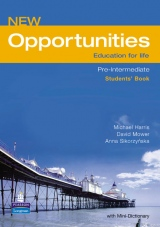 NEW OPPORTUNITIES Pre-Intermediate STUDENT´S BOOK