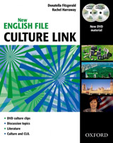 New English File Culture Link with Audio CD & DVD (Pre-Intermediate - Intermediate)