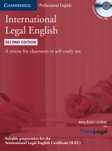 International Legal English (2nd Edition) Student´s Book with Audio CDs (3)