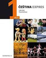 Èeština expres 1 (A1/1) - anglicky + CD