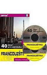 Francouzština - 40 lekcí pro samouky + 2 CD