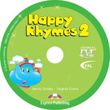 Happy Rhymes 2 - DVD PAL