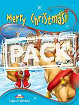 Storytime 1 Merry Christmas - Pupil´s Book + audio CD/DVD-ROM