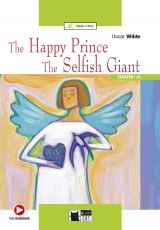 BLACK CAT READERS GREEN APPLE EDITION STARTER - THE HAPPY PRINCE AND THE SELFISH GIANT + CD-ROM