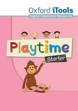 Playtime Starter iTools DVD-ROM