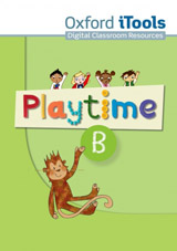 Playtime Level B iTools DVD-ROM