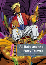 Dominoes Quick Starter Ali Baba and the Forty Thieves with MultiROM Pack