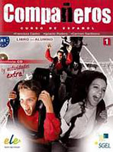 Companeros 1 - uèebnice + CD