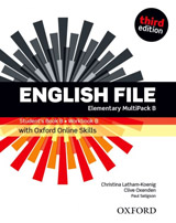 English File Elementary (3rd Edition) MultiPACK B with Oxford Online Skills