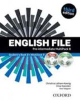 English File Pre-Intermediate (3rd Edition) MultiPACK B