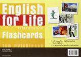 English for Life Intermediate iTools Flashcards
