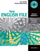 New English File Advanced MultiPACK B